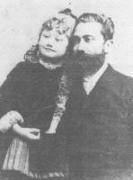 Nazaria y su padre