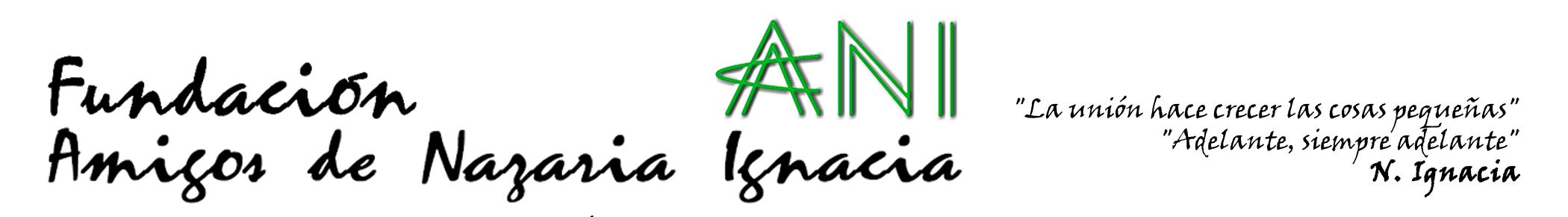 Fundación Amigos de Nazaria Ignacia